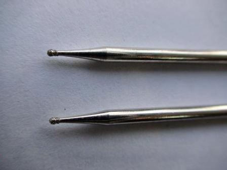 Sierra ModellSport - Beax Diamantat Sferic D1 mm (2 buc)