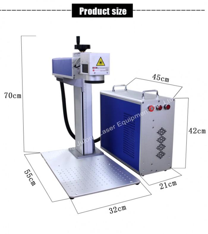 Sierra ModellSport - Masina CNC pentru taiere si gravare metal cu fibra laser 20W/ 30W/ 50W cu suprafata de lucru de 110x110mm/ 150x150mm/ 175x175mm/ 200x200mm/ 300x300mm de tip separat