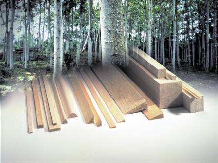 Sierra ModellSport - Placa lemn balsa 8 x 100 x 1000 mm