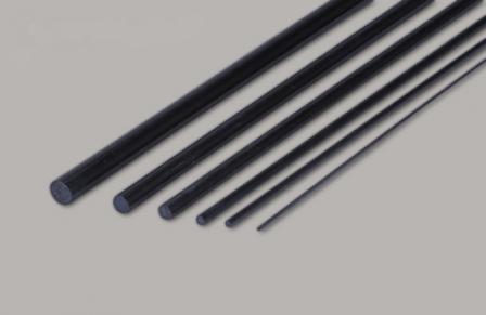 Sierra ModellSport - Tija rotunda carbon D1.5 x 1000 mm