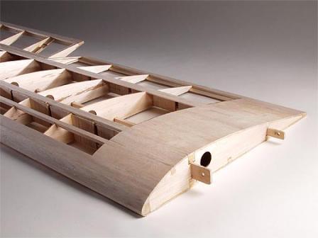 Sierra ModellSport - Placa lemn balsa 30 x 100 x 1000 mm