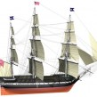 Navomodel macheta Billing Boats USS CONSTITUTION (910 mm)