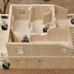 Sierra ModellSport - Bagheta rotunda balsa D8 x 1000 mm (1 buc)