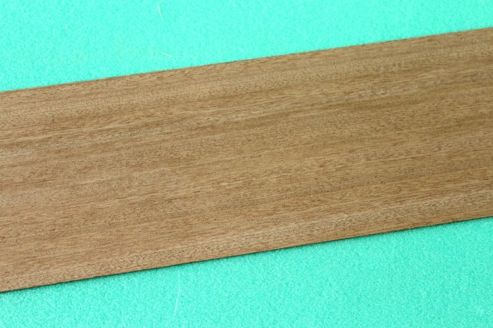 Sierra ModellSport - Placa lemn mahon 2 x 100 x 1000 mm