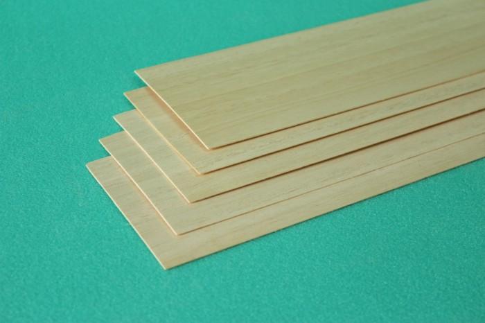 Sierra ModellSport - Placa lemn obechi 2 x 100 x 1000 mm