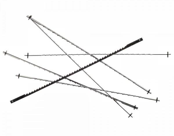 Sierra ModellSport - Panze traforaj cu pin Proxxon 25 TPI (12 buc)