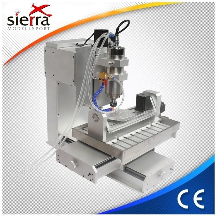 Sierra ModellSport - Freza (router) 5 axe 400 x 300/ 2200W/ racire cu apa