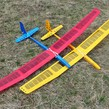 Aeromodel planor FLAMINGO Kit de construit (1550 mm)
