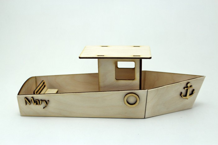Sierra ModellSport - Navomodel din lemn MARY KIT