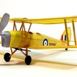 Aeromodel zbor liber TIGER MOTH KIT (445 mm)