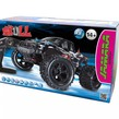 Automodel cu motor electric SKULL Monster Truck 1:10 4WD