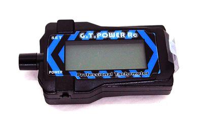 Sierra ModellSport - Tahometru profesional G.T. POWER