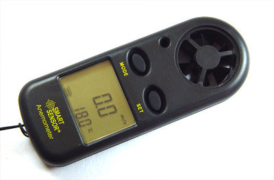 Sierra ModellSport - Anemometru cu Termometru AR816