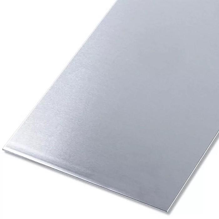 Sierra ModellSport - Tabla aluminiu 0.3 x 200 x 400 mm