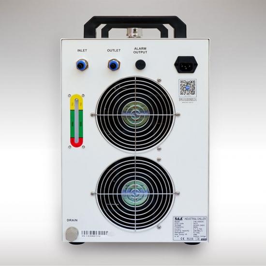 Sierra ModellSport - Racitor industrial de apa CW-5000