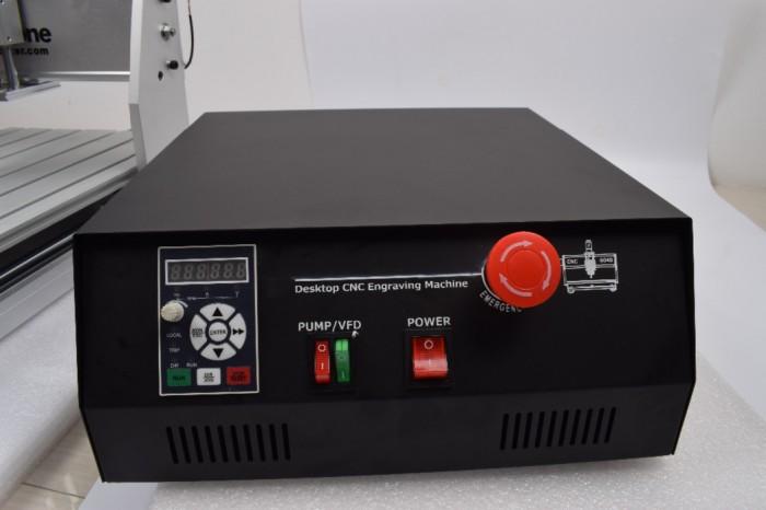 Sierra ModellSport - Freza (router) 3 axe 400 x 300/ 800W/ USB MACH3