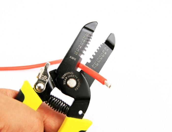 Sierra ModellSport - Cleste de dezizolat cabluri (0.6 la 2.6 mm)